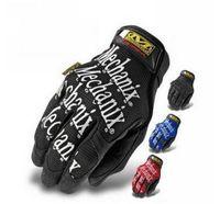 Wholesale Auto Race Gloves - Free Shipping Genuine MECHANIX WEAR SOF NAVY SEALS DEVGRU Gloves, F1 Gloves, Racing Gloves NEW BRAND AUTO RACING MECHANICS OUTDOOR MECHANIX