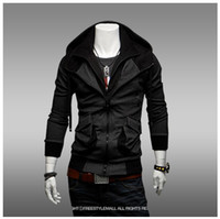 Ücretsiz Kargo-NEW Assassin Creed desmond mil Stil cosplay hoodie D2920