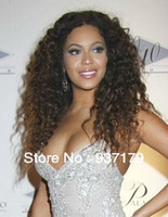 Wholesale Noble Wig Hair - hair non-human hair Synthetic wigs soft and smooth noble cerebrity not front lace wig
