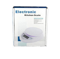 Wholesale 5kg Digital Scale - S5Q 5kg 5000g 1g Digital LCD Kitchen Food Diet Weight Balance Weighing Scale New AAAAGL