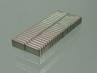 Wholesale Neodymium 5mm - whole-sale 50pcs lot block 10mm*5mm*2mm N52 Neodymium Permanent Strong Magnets block rare earth Craft free shipping