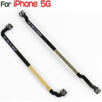 anakart gönder toptan satış-IPhone 5 için Orijinal Ana Kurulu Anakart Flex Kablo Şerit Yedek parça iPhone5 Çin Post Perakende veya Toptan için