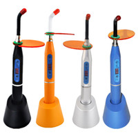 Wholesale Dental Light Lamp - NEW Dental 5W Wireless Cordless LED Curing Light Lamp 1500mW