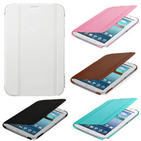 Capa de Couro S5Q Smart Cover Protector livro para Samsung Galaxy Note N5100 8,0 n5110 AAACIS