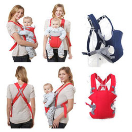 Wholesale Pouch Baby Sling Carrier - S5Q Front & Back Baby Infant Carrier Backpack Sling Newborn Pouch Wrap 2-30 Months AAABOC