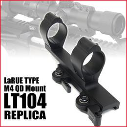 Canada Monture rapide Q10 LT104 de portée de la sortie SPR / M4 30mm d'élément LaRue Offre