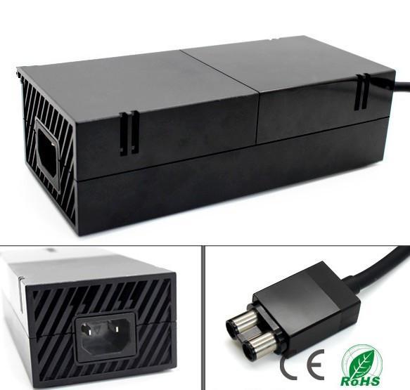 Carregador de Jogo Xbox Adaptador de Alimentação AC para XBOX 360 ONE Slim alta qualidade adaptador de jogo acessório adaptador de CA 220V carregador de energia