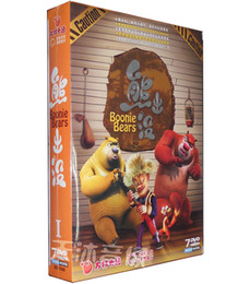 Wholesale Chinese Wholesale Dvd Movies - Top quality latest DVD Movies TV series DVD children movies xiong chu mo for overseas Chinese in USA