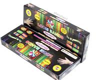 gummibänder für webmaschinen großhandel-Loom Bands Charms Armband Bunte Gummiband Silikon LOOM BANDS der Vorbereitung Ring - 600 Bands + S-Clips Twistz DIY F DHL