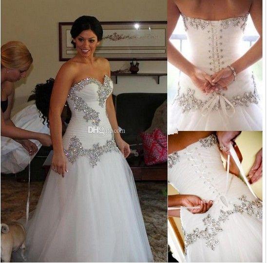 Pnina Wedding Gown: Discount 2015 Wedding Dresses Pnina Tornai A Line