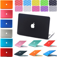 "Wholesale Macbook Pro Keyboard Cover White - Free Shipping Transparent Matt Hard Case Cover+Silicon Keyboard Protector Skin For Apple Macbook Air 11.6"" Air Pro 13.3"" Pro 15.4"" Notebook"