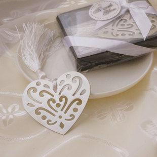 Venta caliente Graduación Celebración Favores Regalos de Navidad Regalos de banquete de boda Favores de acero inoxidable con borla y