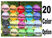 Wholesale Decoration Wedding Lantern - wholesale retail 8 inch 20cm Round Chinese Paper Lantern for Birthday Wedding Party Decoration gift craft DIY