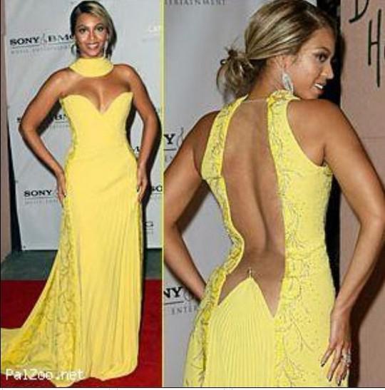 Großhandel 2015 Beyonce Besondere Anlässe Dresscelebrity Kleid Roter ...