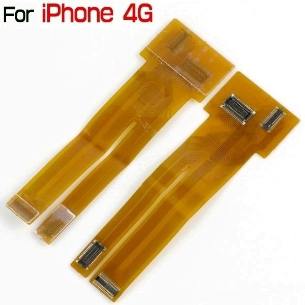 Câble de test pour iPhone 4 4S Écran LCD Digitizer Écran Tactile Test Câble Flex par China Post Retail Wholesale