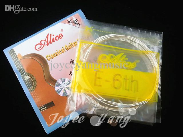 von Alice A103-H Clear Nylon Saiten Konzertgitarren Saiten Großverkauf Freies Verschiffen
