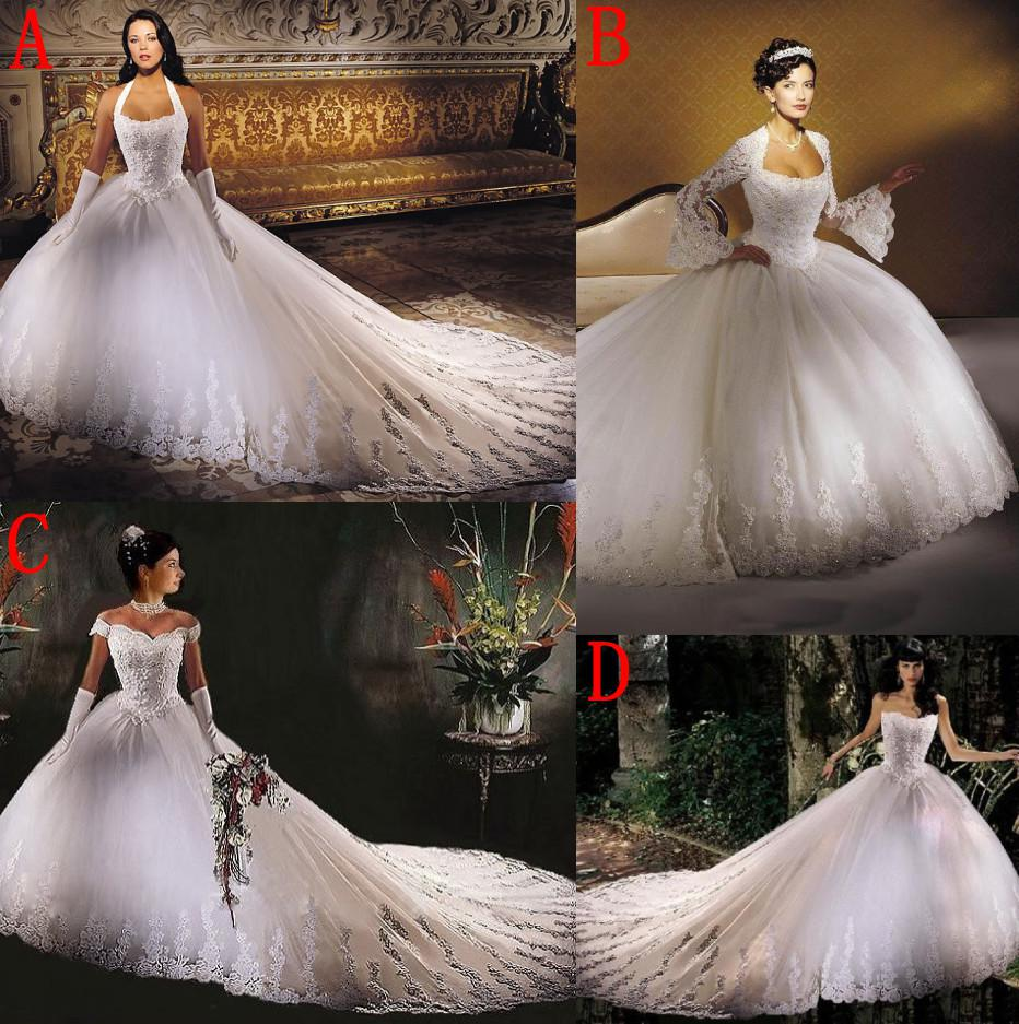 Wedding Ball Gowns 2014: Buy New 2014 Creative Individual Wedding Gowns Ball Gown