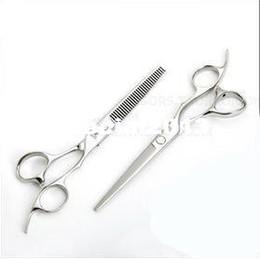 Canada Vente en gros - Livraison gratuite PRO Japon HIKARI 6 '' ciseaux à cheveux coupe outil de coupe de ciseaux à amincir Offre