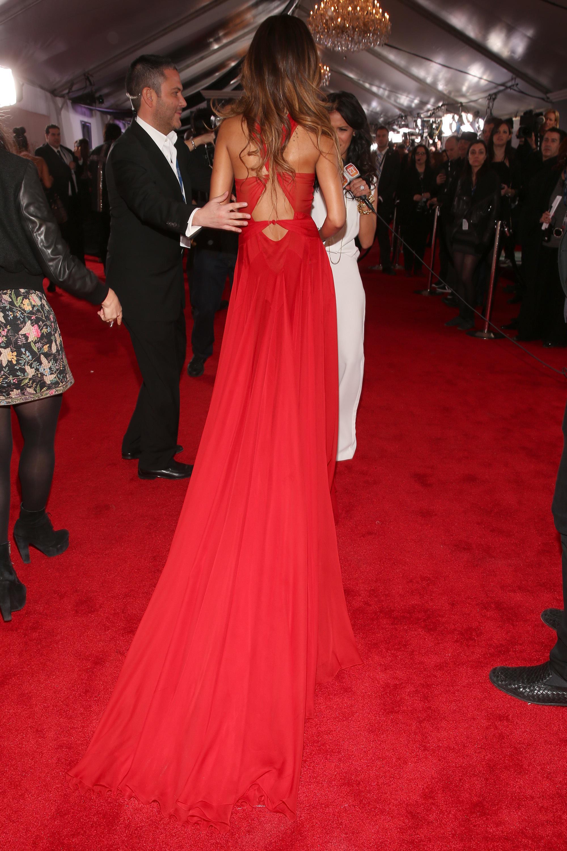 2015 New Red Carpet Celebrity Dresses Rihanna Grammy ...
