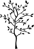 abziehbilder bäume zweige großhandel-Großhandel - RoomMates RMK1317GM Tree Branches Peel Stick Wandtattoo