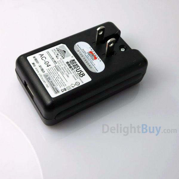 YIBOYUAN USB Cargador de muelle de pared para Huawei HB4F1 batería para huawei e585, e586, e5830, e5832, e5832s, e5s,