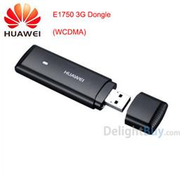 Adaptador de módem USB para tarjeta de red inalámbrica Huawei E1750 WCDMA 3G