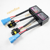 Wholesale Hid Warning Canceller - CAR HID canceller C6,HID xenon error free warning decode,canbus decoder 10pcs lot Free Shipping!
