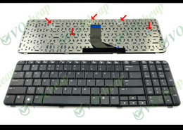 Wholesale Laptop Hp New - New Laptop keyboard for HP Compaq Presario CQ61 G61 Black US keyboard - MP-08A93US-920