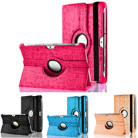 Wholesale Galaxy Tablet Waterproof Case - S5Q PU Leather Case Cover Protector For Samsung Galaxy Tab 2 10.1 Tablet P5100 P5110 AAACER