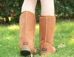 Wholesale White Tall Boots Wholesale - 10pairs High Quality WGG Women's Classic tall Boots Womens boots Boot Snow boots Winter boots leather boots boot US SIZE 5---13
