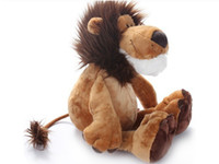 Wholesale New Lion Plush Toy PPT Cotton High Quality CM Size Lovely Design Hot Sale