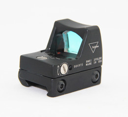 Wholesale Trijicon Style - Trijicon Style RMR Red Dot Sight AUTO ON OFF sight