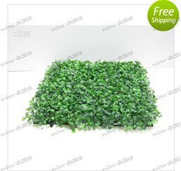 Wholesale Plastic Topiary - LLFA3783 NEW Artificial plastic boxwood mat topiary tree for garden,home ,wedding decoration free shipping