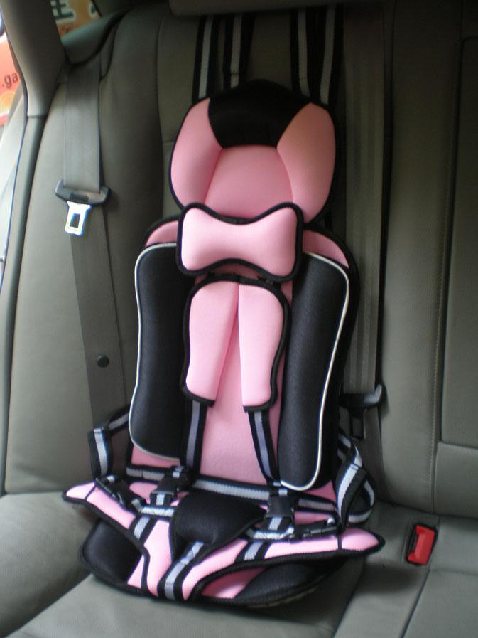 2019 Comfortable Baby Seat Belt Harness 5 Point Fix, Portable Child