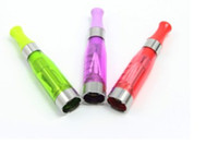 Wholesale Ego Ce4 Common Clearomizer Cartomizer - EGO CE4 Cartomizer 1.6ml Common Clearomizer Atomizer for eGo-T, eGo-C, eGo-W and 510 E-cigarette