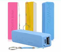 Wholesale Digital Battery Backup - 2600mAh Perfume Universal Power Bank Charger Portable External Emergency Backup Battery Charger Pack for Mobile Phone MP3 4 Digital Product