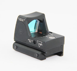 rmr sights 2021 - Hot Sale Trijicon Style RMR Red Dot Sight Reflex with Switch