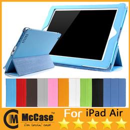 Wholesale Design Cases For Ipad - Newest Design Smart Cover Magnetic Cases For iPad Air 2 Air2 iPad 2 3 4 iPad Mini Retina PU Leather Folding Case With Sleep Wake Funtion