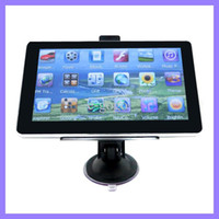 """Wholesale Gps Navigator Touch Screen - 7 inch Car GPS Navigator Navigation 128MB 4GB WinCE 6.0 With FM Touch Screen 7"""" with Map"""