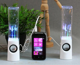 Danse Président eau Mini Active Portable USB LED Light Président Pour PSP MP4 iphone ipad PC MP3 à partir de fabricateur