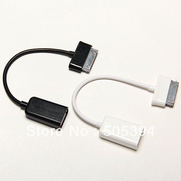 USB OTG Cable w// micro USB female socket 4 Samsung Galaxy Tab 2 7.0 10.1 8.9 7.7