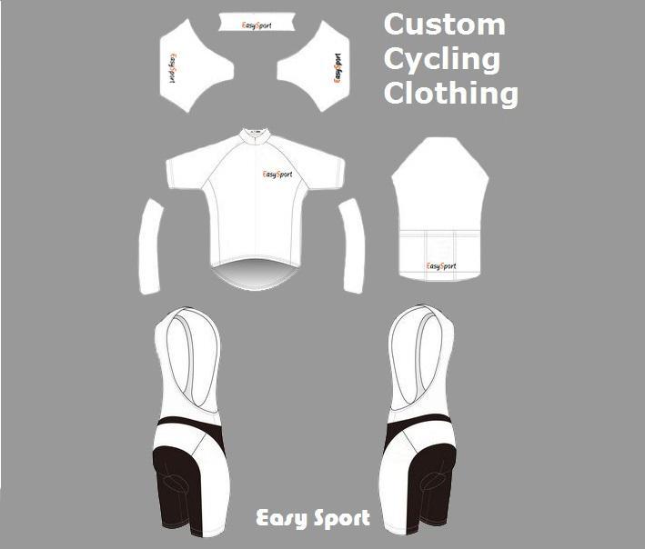 Wholesale 2017 Custom Cycling Jersey And Bib Shorts Combo Set  Custom Bike  Clothing Set Bicycle Uniform Cycle Apparel Mens Bike Shorts Mountain Bike  Jersey ... 9f2e7d102