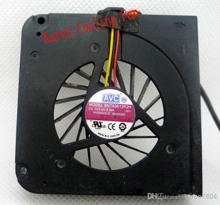 Laptop fan for MSI Wind Top AE1900 AVC BNTA0613R2H-001 3000 C100 12V 0.24A