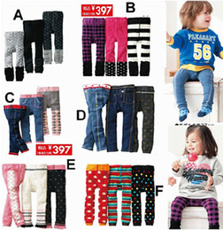 Wholesale kids leggings sale - Hot Sale Girls' Leggings Children's tights baby pp pants boys pant underpants kids trousers YFF