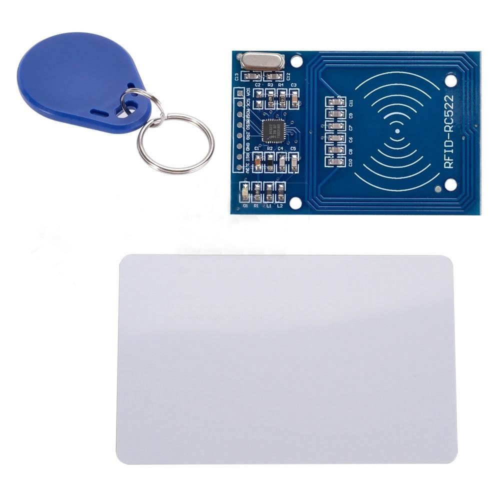 Arduino RC522 RFID Door Unlock: 3 Steps - Instructablescom