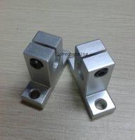 Wholesale Xyz Cnc Table - 4pcs SK16 16mm Linear Rail Shaft Support XYZ Table CNC