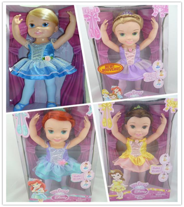 Princess Dolls The Little Mermaid Ballerina Ariel ...