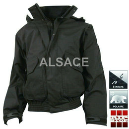 "Wholesale heavy fleece jacket - ""LECLERC"" Urban Jacket Removable heavy fleece lining outdoor tactical clothing"