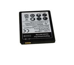Wholesale T759 Batteries - Replacement BATTERY for Samsung Galaxy W i8150 Exhibit II 4G T759 S5820 S5690 S8600 T679 M930 Battery 1700mAh 50pcs   lot