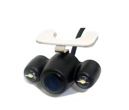 le luci citroen c4 hanno condotto le luci Sconti Mini Night Version Wide Angle Car Rear View Parcheggio di retromarcia COMS Telecamera a colori per auto